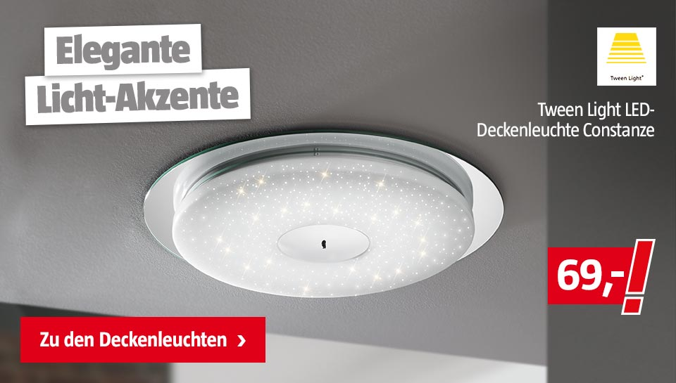 Tween Light LED-Deckenleuchte Constanze