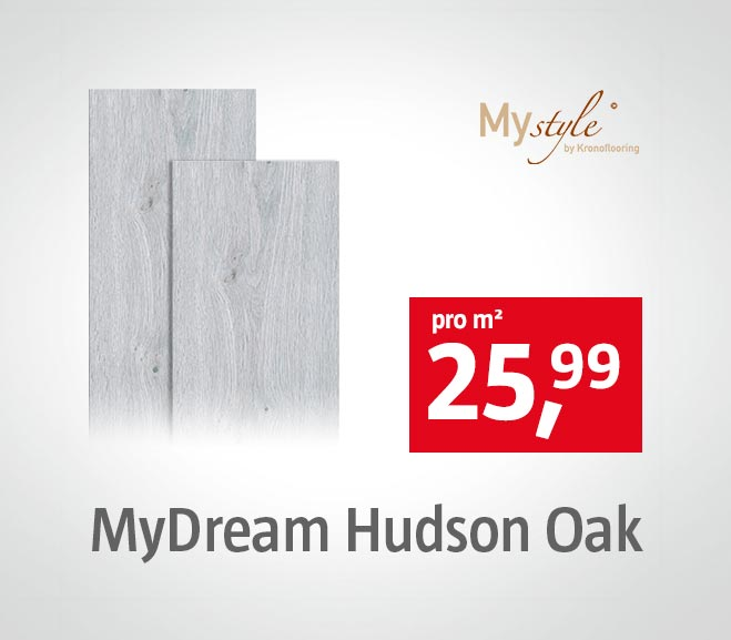 Laminat MyDream Hudson Oak