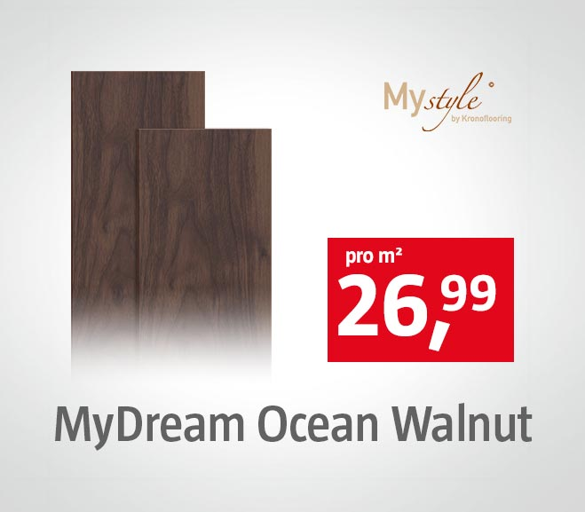 Laminat MyDream Ocean Walnut