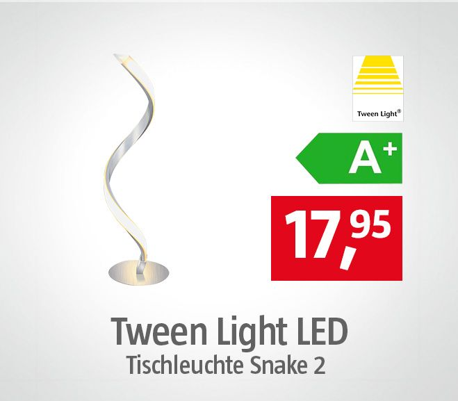 Tween Light LED-Tischleuchte Snake 2