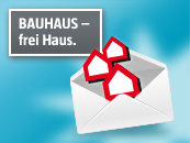BAUHAUS Newsletter