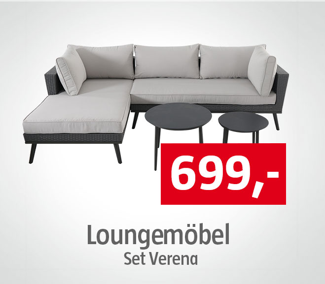 Loungemöbel-Set Verena