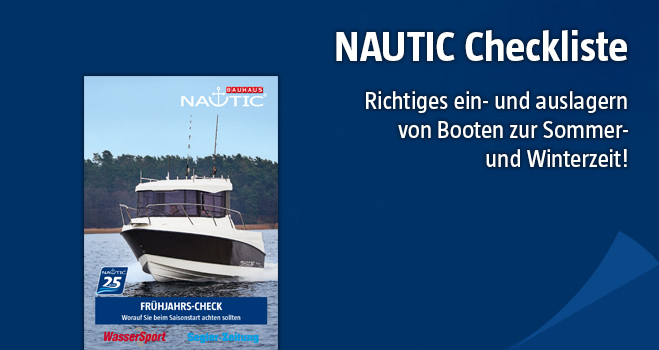 BAUHAUS NAUTIC Checkliste