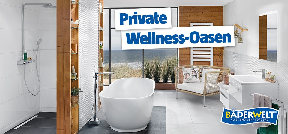 Ideen für private Wellness-Oasen | BAUHAUS