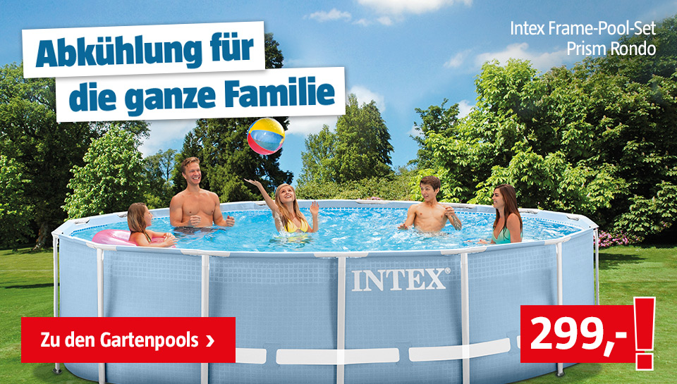 Intex Frame-Pool-Set Prism Rondo