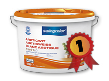 Swingcolor Latex als beste getest