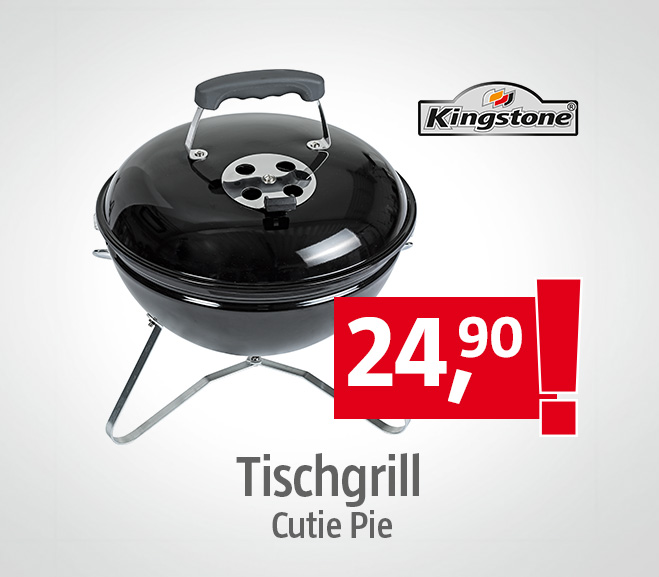 Kingstone Tischgrill Cutie Pie