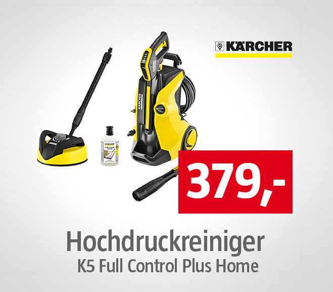Hochdruckreiniger K5 Full Control Plus Home