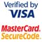 Verified by Visa und MasterCard SecureCode