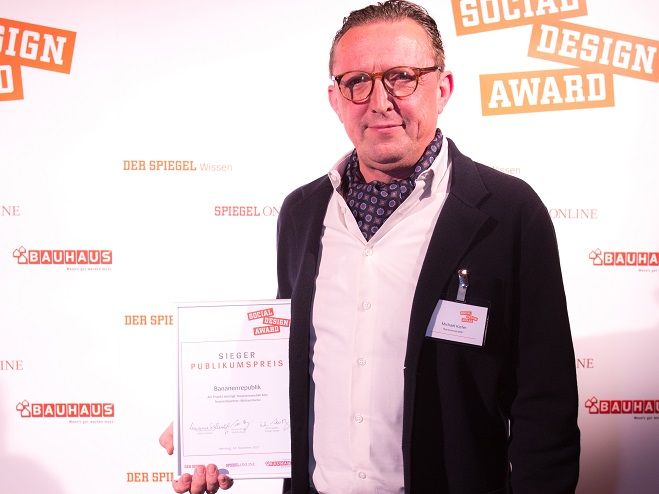 Gewinner des Orange Social Design Award 2017