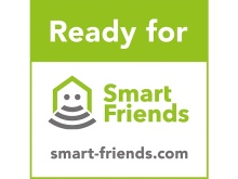 Smart Home: Smart Friends Logo
