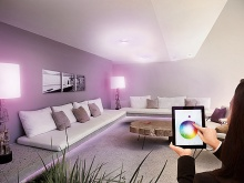 Smart Home: Mit Osram Lightify die Lichtfarbe ändern