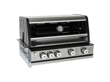Richtig Grillen: Kingstone Gasgrill Rock 405