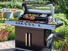Richtig Grillen: Kingstone Gasgrill CLIFF 670