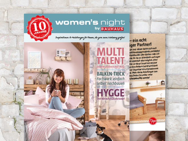 Womens Night Booklet