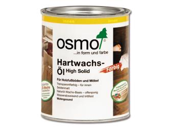 osmo high solid hartwachs l farbig 3040 wei 750 ml seidenmatt. Black Bedroom Furniture Sets. Home Design Ideas