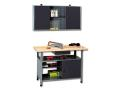 k pper werkbank breite 120 cm 3 schubladen stahlblech. Black Bedroom Furniture Sets. Home Design Ideas