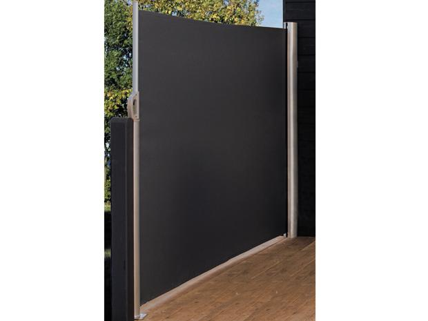 sun fun sicht und windschutz anthrazit 3 x 1 6 m. Black Bedroom Furniture Sets. Home Design Ideas
