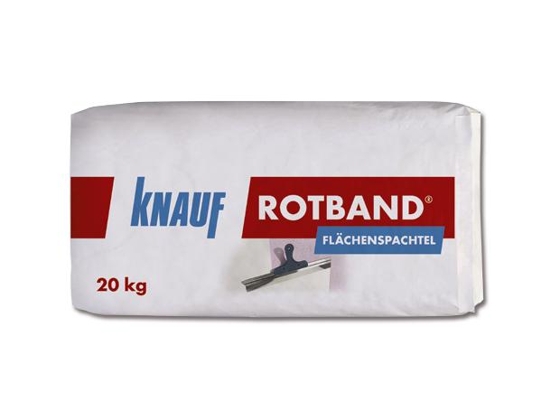 knauf rotband fl chenspachtel 20 kg. Black Bedroom Furniture Sets. Home Design Ideas
