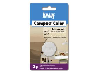 knauf putz abt nfarbe compact color caf au lait 2 g. Black Bedroom Furniture Sets. Home Design Ideas