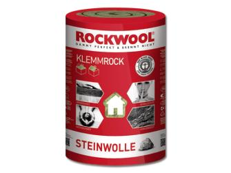 rockwool klemmrock 035 steinwolle d mmung 400 x 100 x 12 cm. Black Bedroom Furniture Sets. Home Design Ideas