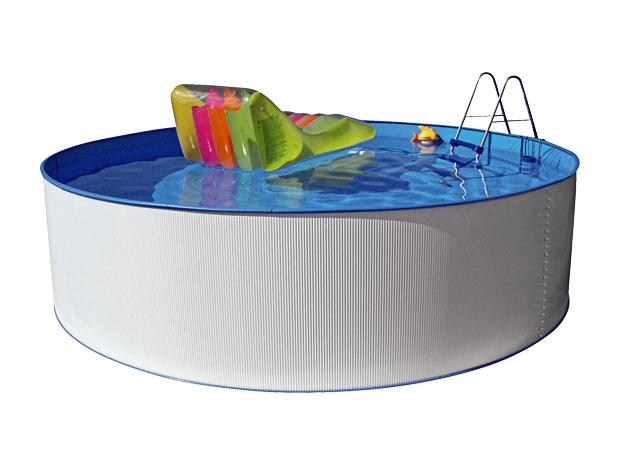Sun fun poolset new splash h he 0 9 m fassungsverm gen for Bauhaus poolset