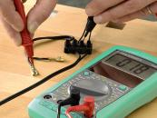 Grundregeln Strom: Multimeter