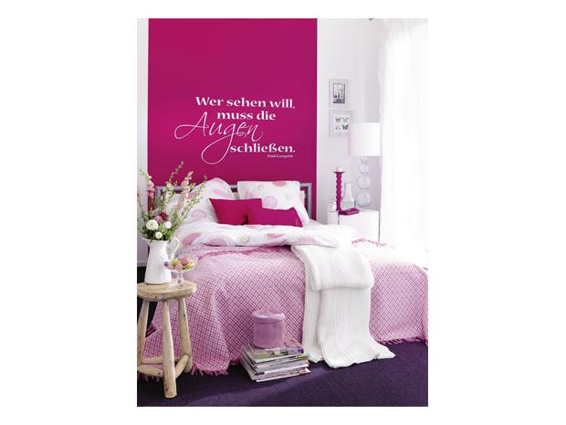 sch ner wohnen trendfarbe orchidee matt 2 5 l. Black Bedroom Furniture Sets. Home Design Ideas