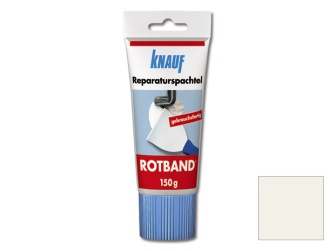 knauf rotband reparaturspachtel 150 g wei. Black Bedroom Furniture Sets. Home Design Ideas