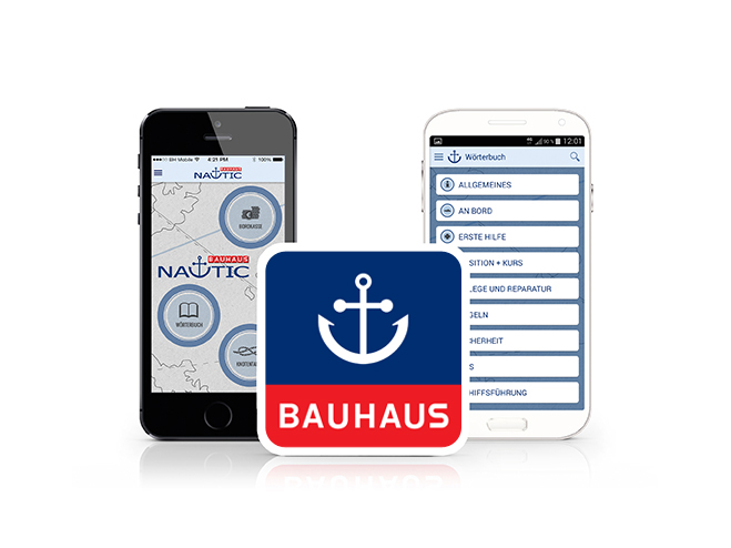 Mobile Apps Bauhaus