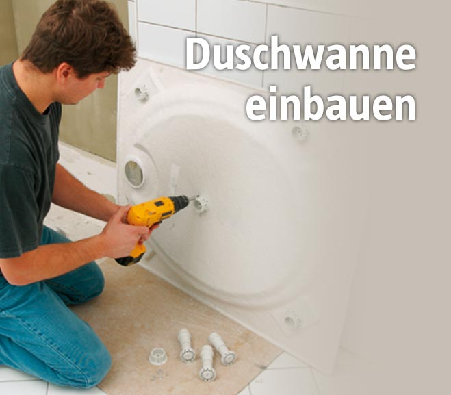 Duschtasse einbauen video download