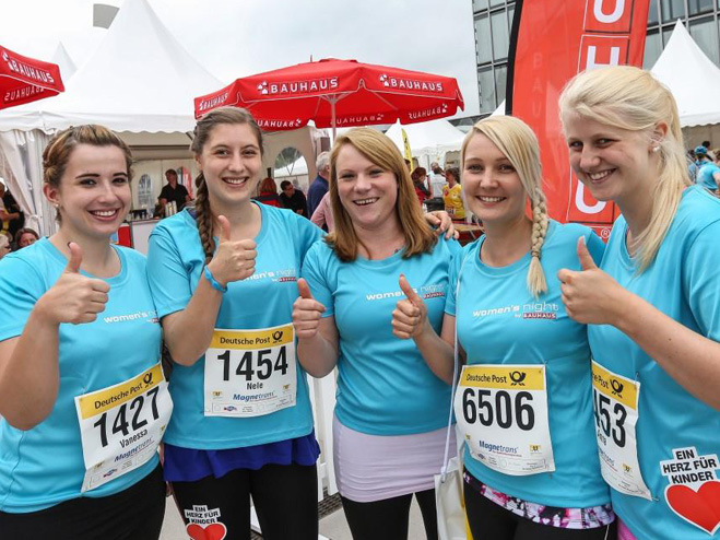 Deutsche Post Ladies Run 2016