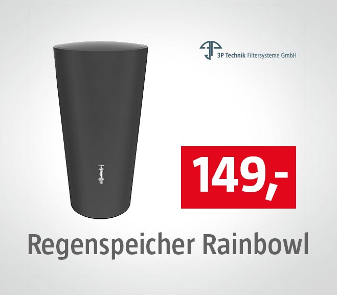 Regenspeicher Rainbowl