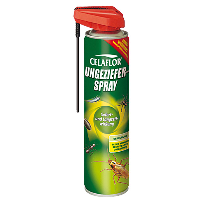UNGEZIEFER SPRAY    400 ml              CELAFLOR