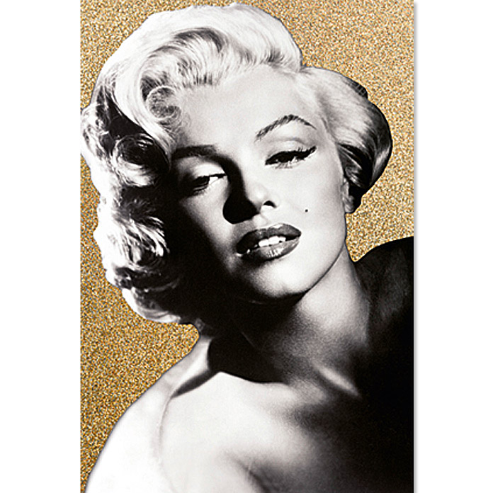Decopanel Glam Rock (Marilyn Monroe Glamour, 60 x 90 cm)