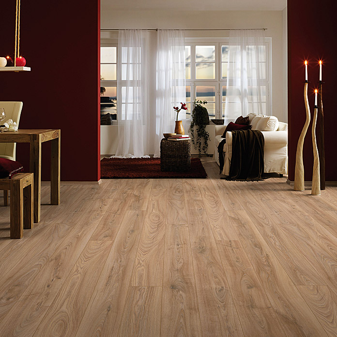 LOGOCLIC Vinto Laminat Everlasting Oak (2.000 x 192 x 10 mm)