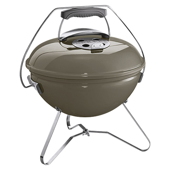 Weber Kugelgrill Smokey Joe Premium (Smoke Grey)