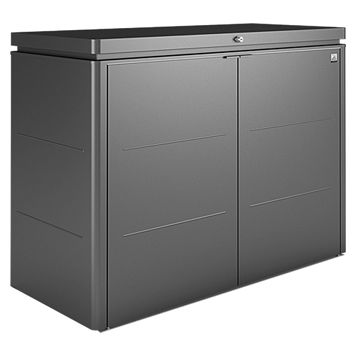 HIGHBOARD GR. 160   DUNKELGRAU-METALLIC
