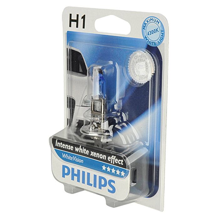 WHITE     VISION H1 PHILIPS
