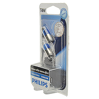 T5W WHITE VISION    2ER                PHILIPS