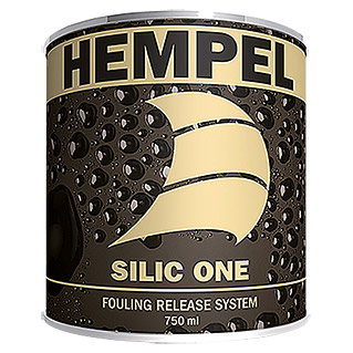 Hempel Silic One Antifouling  (750 ml, Rot)