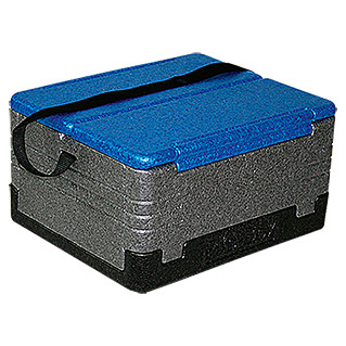 Overath Flip-Box Thermobox Mini (Traglast: 7 kg, 6,9 l)