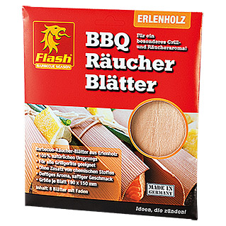 Flash Räucherblätter (8 Stk.)