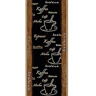 AS Creation Designpanel pop.up (Espresso Arabica, Schwarz/Braun, 35 cm x 2,5 m)