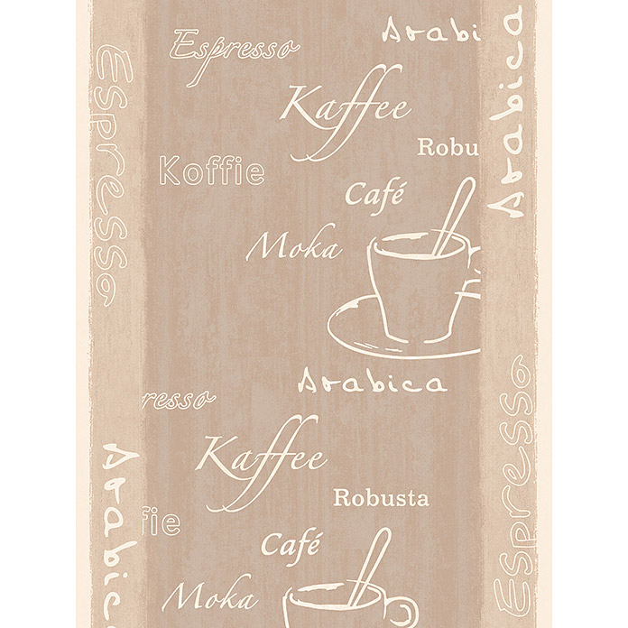 Designpanel pop.up (Espresso Arabica, Beige/Creme)