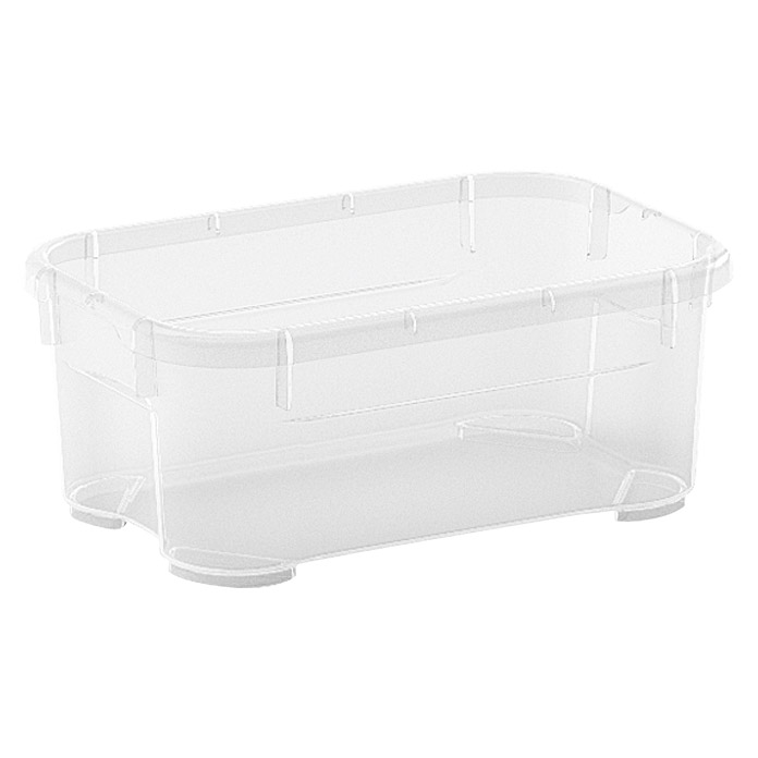 Regalux Clear Box Mini (L x An x Al: 17,5 x 11,5 x 7 cm, 1 l, Transparente)