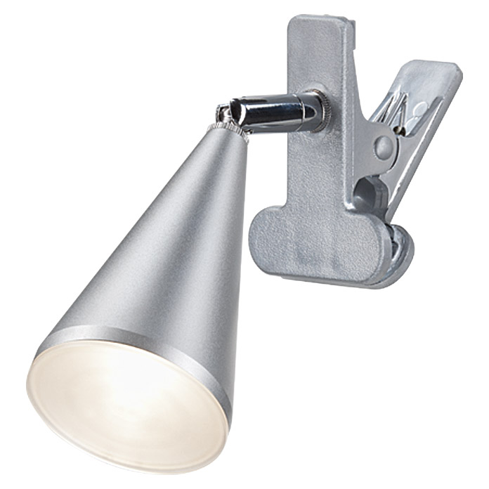 LED KLEMMSPOT GRAU  TWEENLIGHT