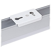 Ritter Leuchten Lámpara fluorescente LED (24 W, Color: Blanco / aluminio, Longitud: 153,3 cm)