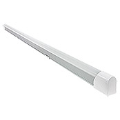 Ritter Leuchten Lámpara fluorescente LED (10 W, Color: Blanco / aluminio, Longitud: 61,3 cm)