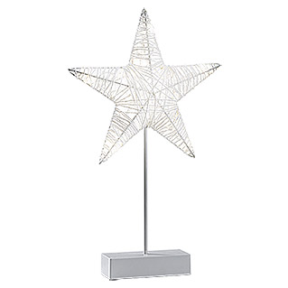 Tween Light LED-Stern (Innen, 10-flammig, Höhe: 43 cm, Weiß)